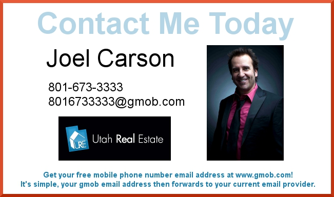 Contact information for Joel Carson