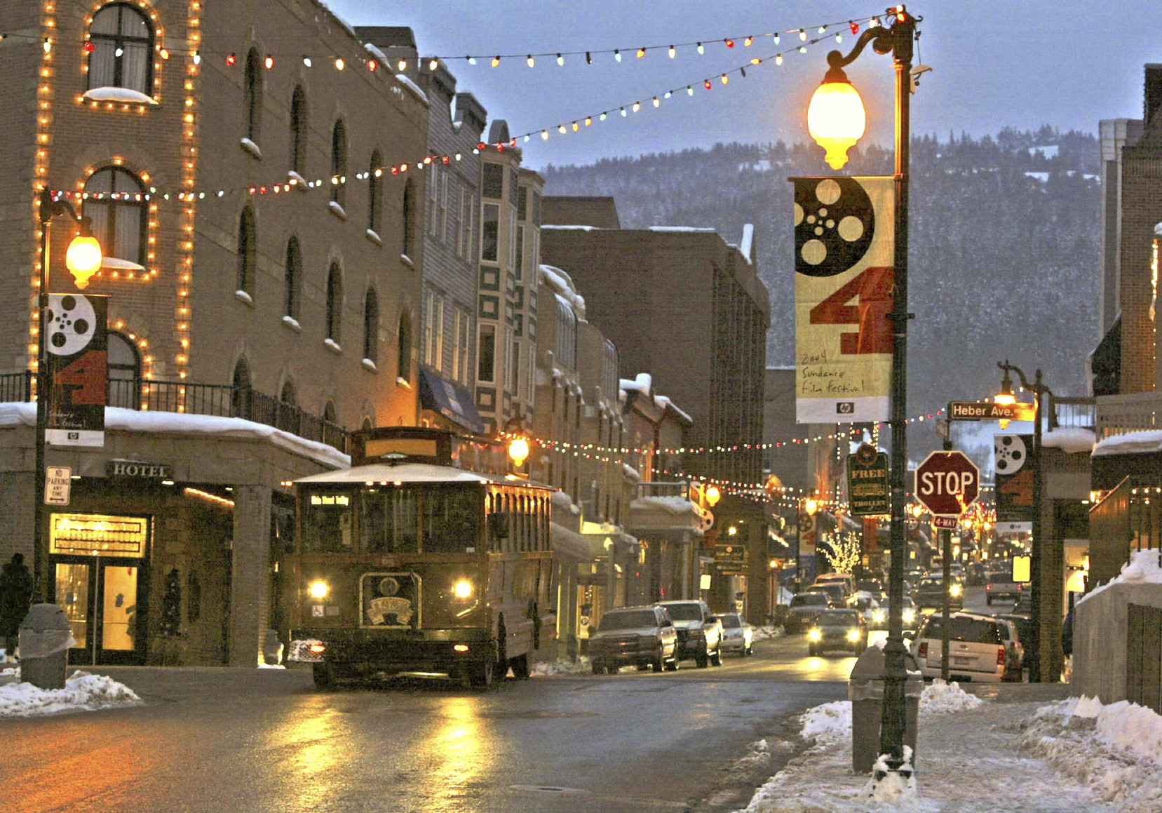 Park City Utah downtown