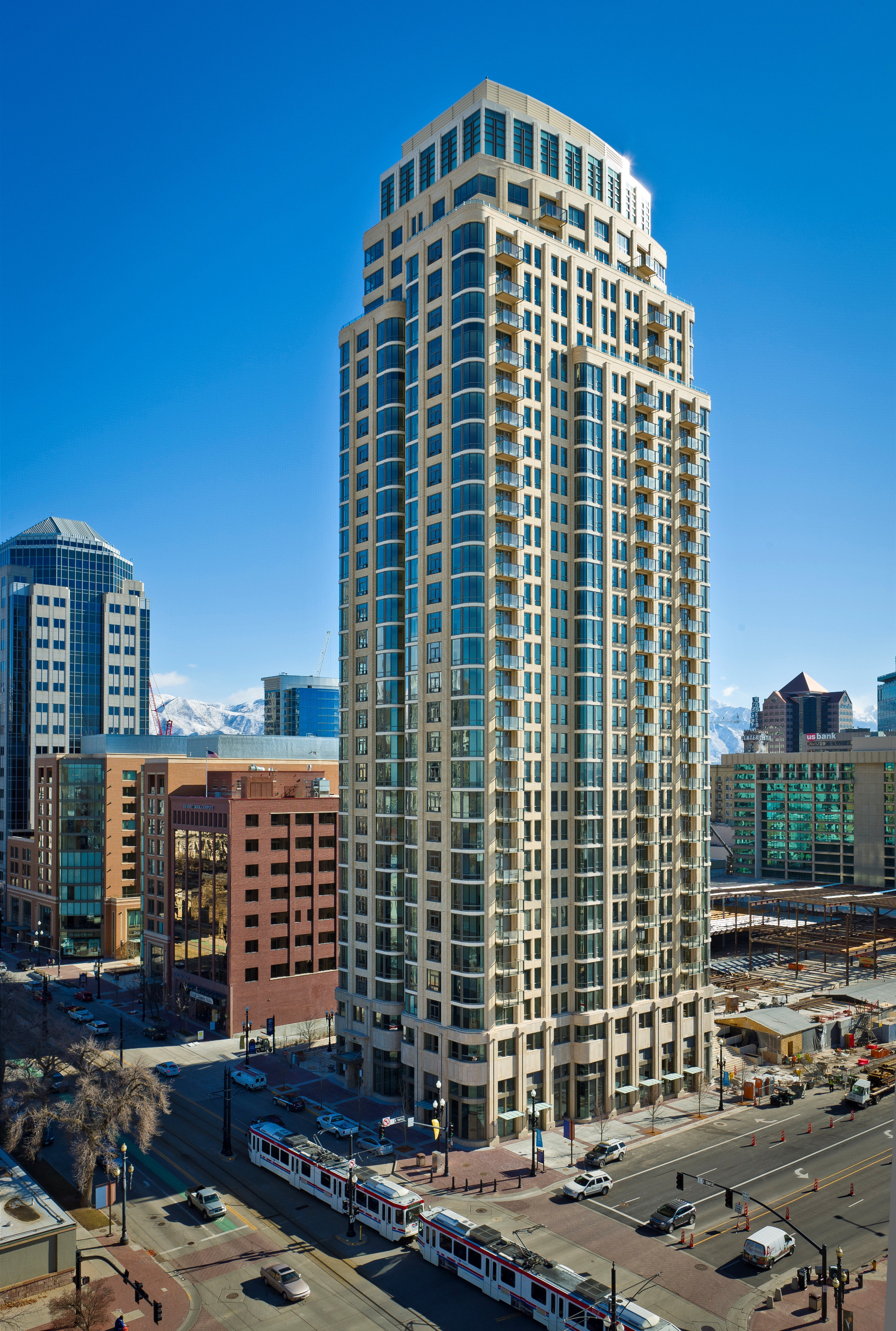 City Creek Promontory Tower Selling Now